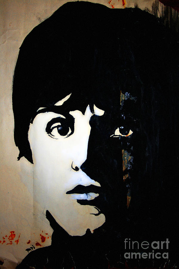 Mc Cartney Uncovered Photograph  - Mc Cartney Uncovered Fine Art Print