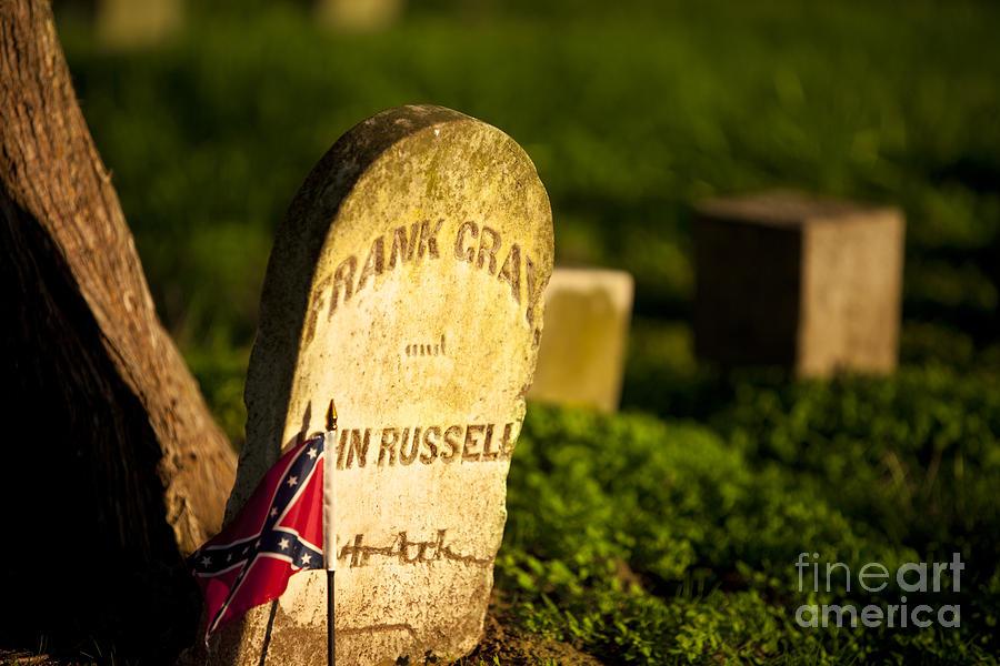 Mcgavock Confederate Cemetery Photograph