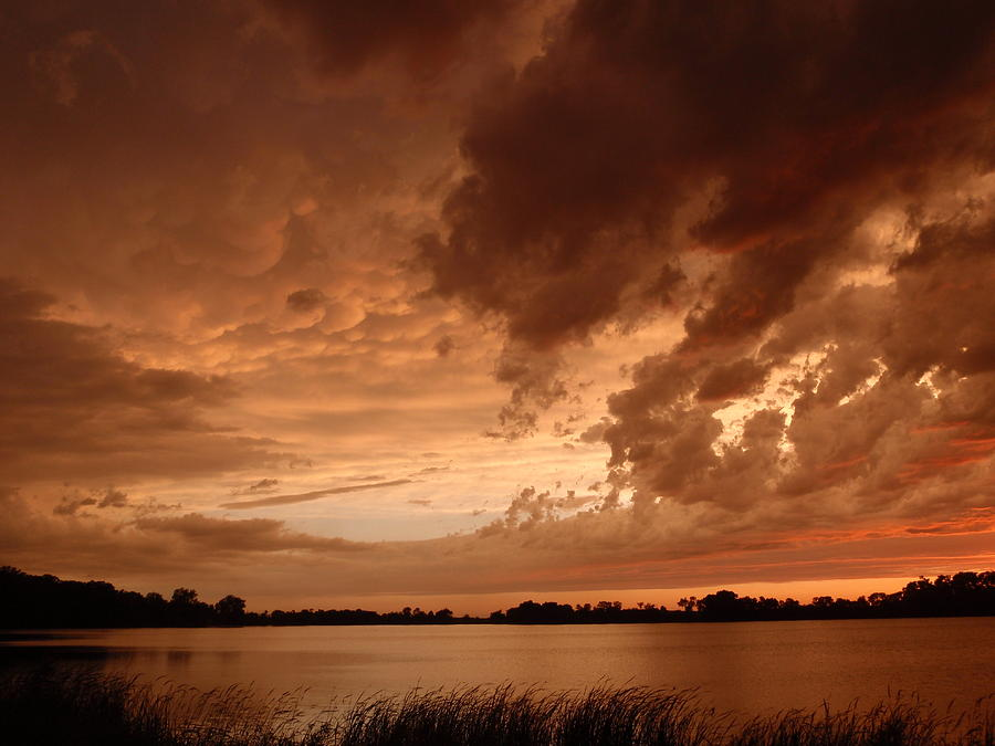 Mciver Lake Photograph