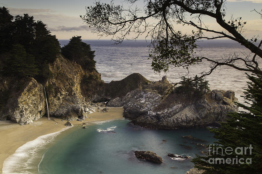 Mcway Falls Photograph