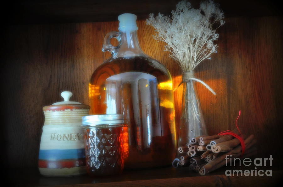 Mead And Honey Photograph  - Mead And Honey Fine Art Print