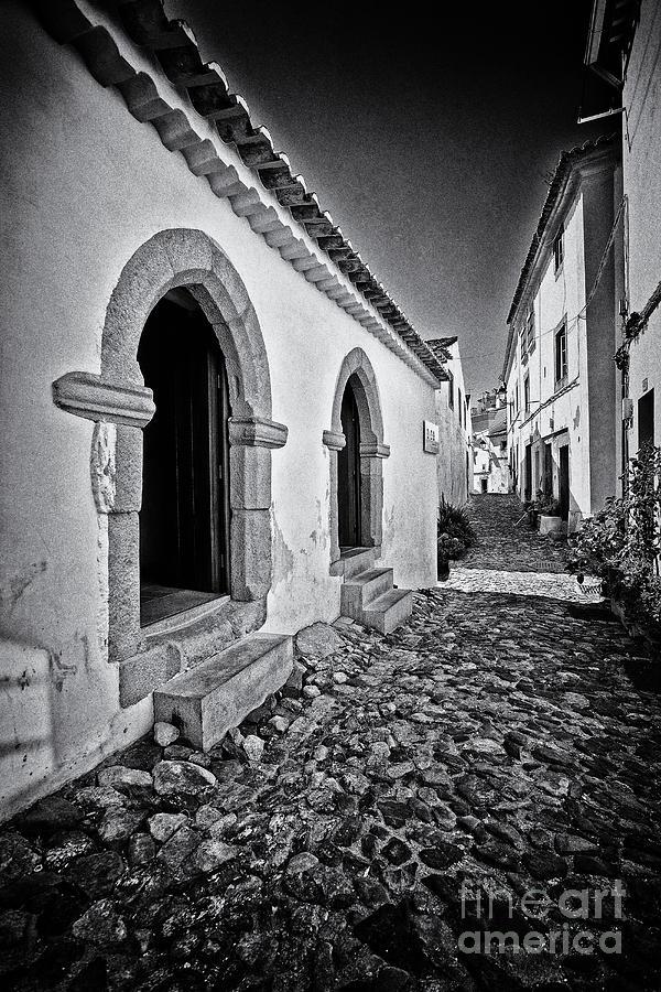 Medieval Sephardi Synagogue Photograph