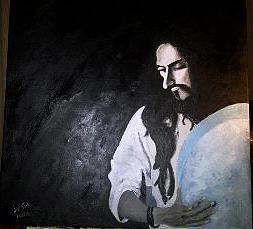Meditation Painting