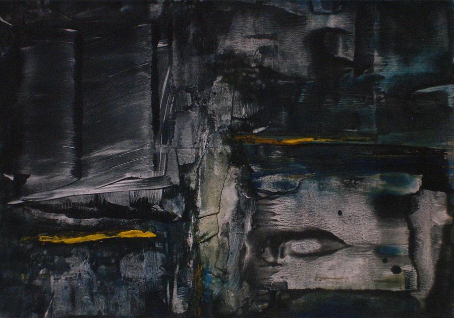 Peace Painting - Meditation by Sandra Gail Teichmann-Hillesheim
