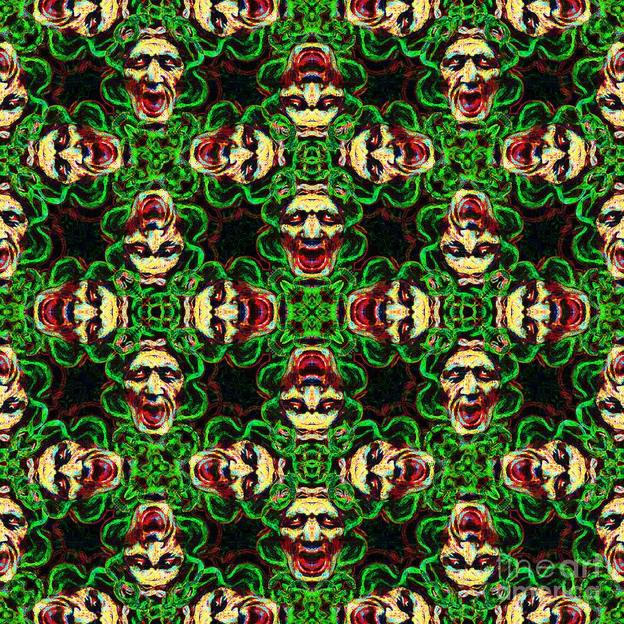 Medusa Abstract 20130131p0 Photograph