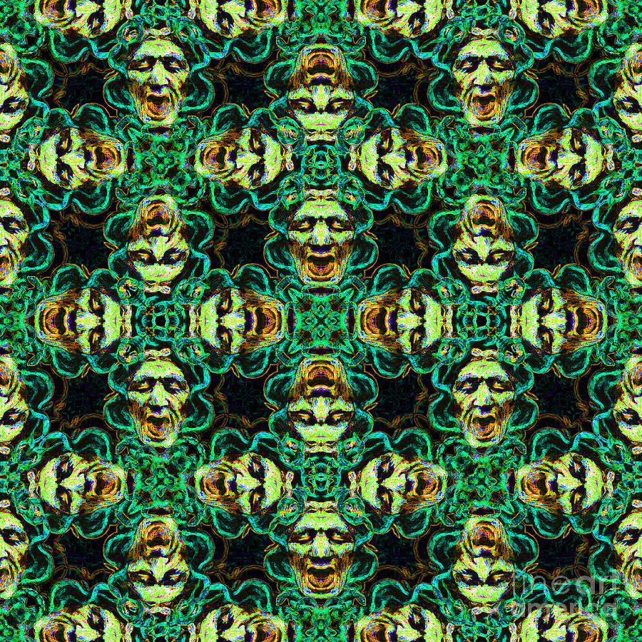 Medusa Abstract 20130131p38 Photograph  - Medusa Abstract 20130131p38 Fine Art Print