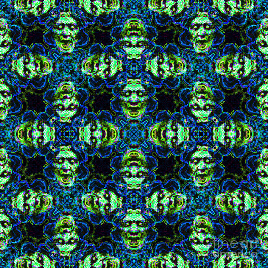 Medusa Abstract 20130131p90 Photograph  - Medusa Abstract 20130131p90 Fine Art Print