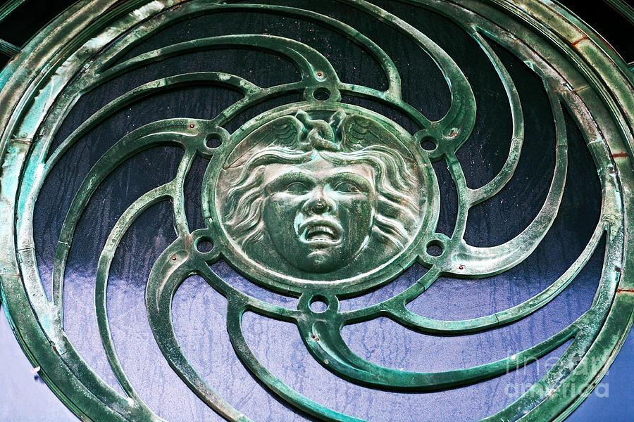 Medusa At Asbury Park  Photograph