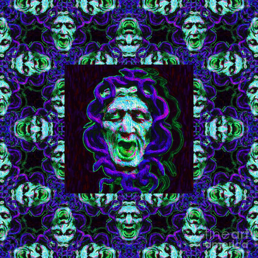 Medusas Window 20130131p138 Photograph