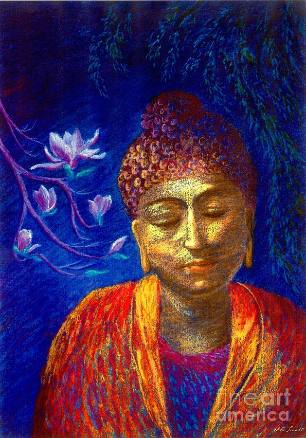 Meeting With Buddha Painting
