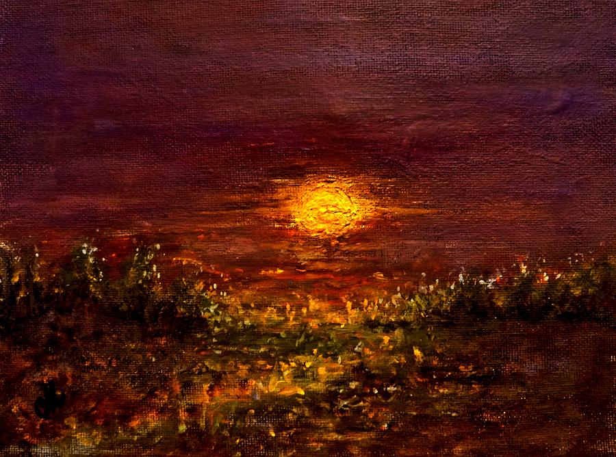 Melancholy.. Painting