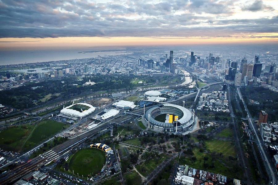 Melbourne Park, Melbourne Photograph