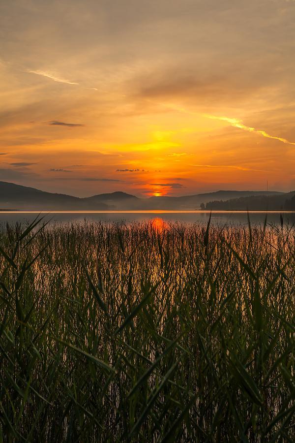 Memories Of A Sunset 2 Photograph