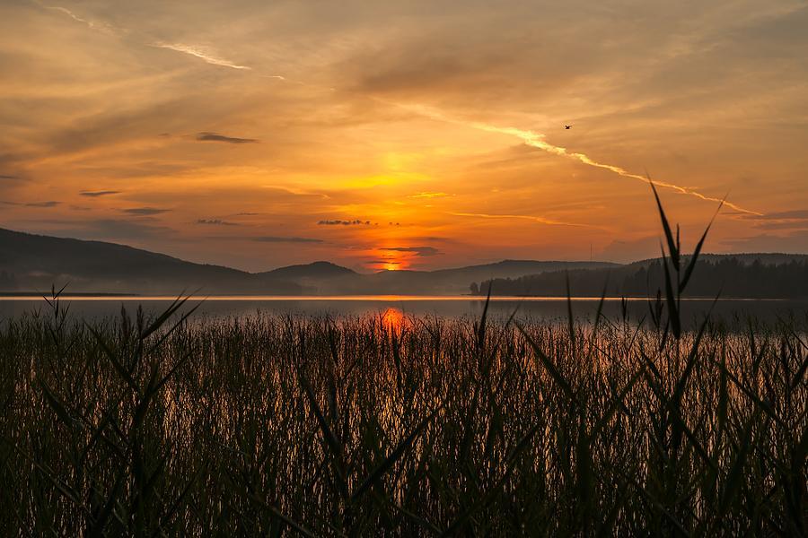 Memories Of A Sunset Photograph