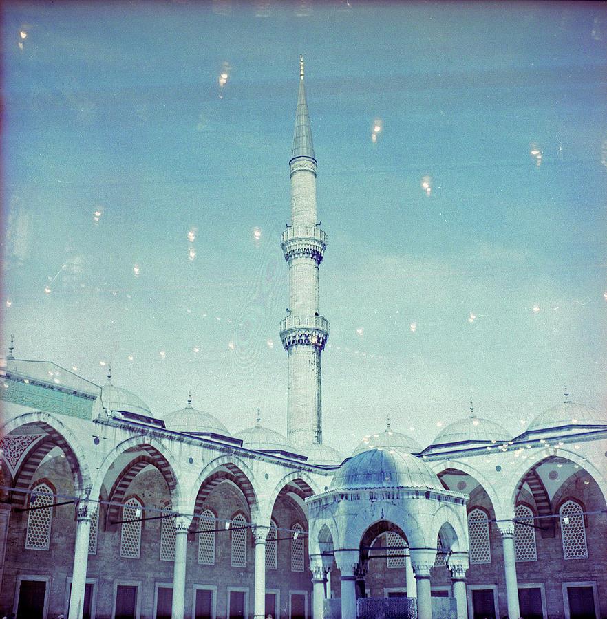 Memories Of Istanbul Photograph