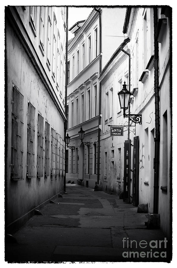 Memories Of Prague Photograph