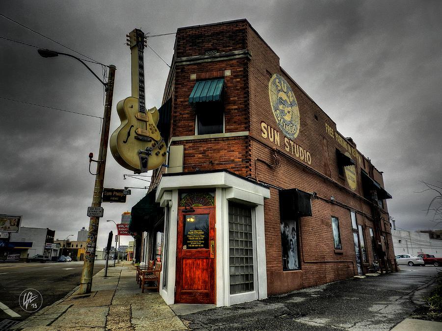 Memphis - Sun Studio 004 Photograph