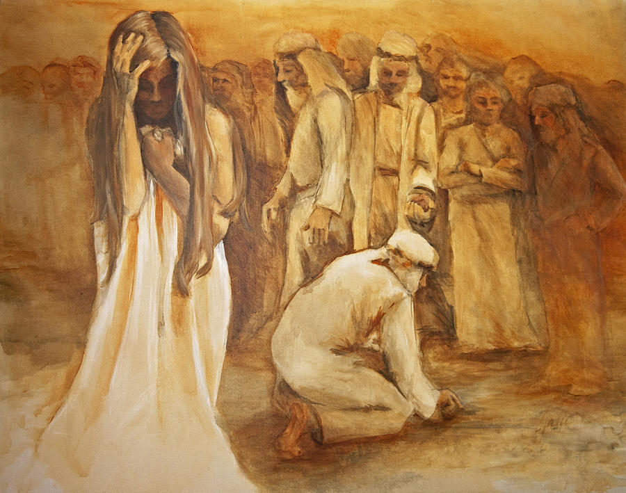 Mercy Painting