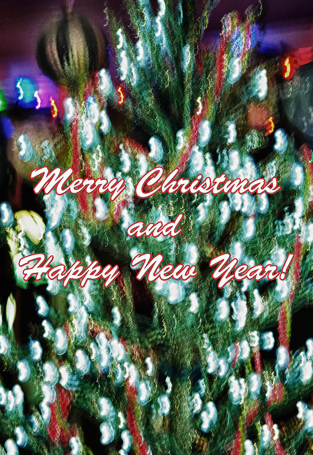 Merry Christmas 2 Photograph  - Merry Christmas 2 Fine Art Print