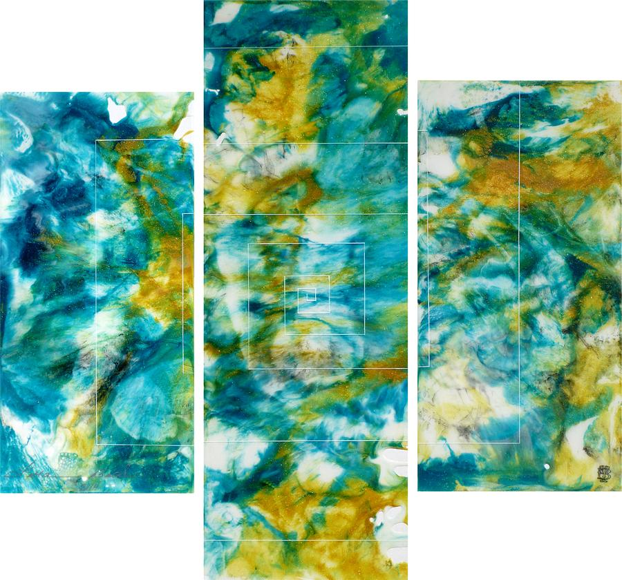 Epoxy Painting Canvas : Painting epoxy resin bing images