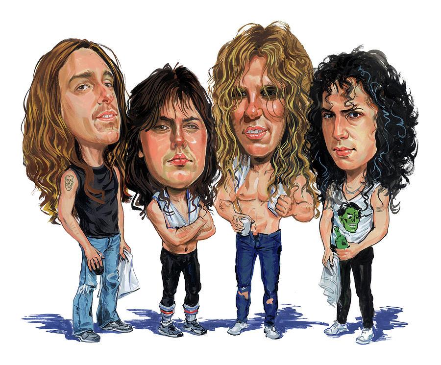 Metallica Painting
