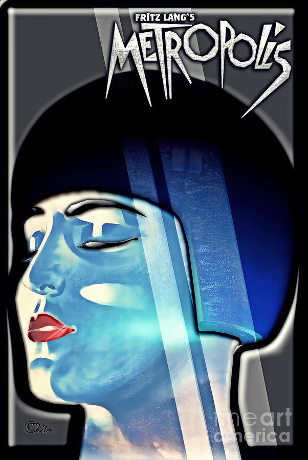 Metropolis Digital Art
