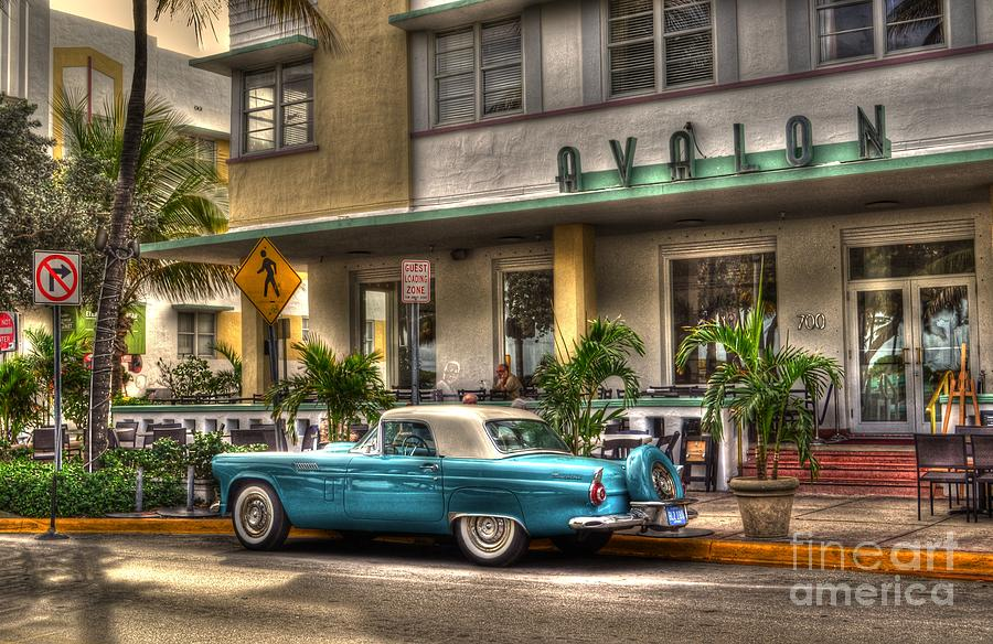 Miami Beach Art Deco 1 Photograph