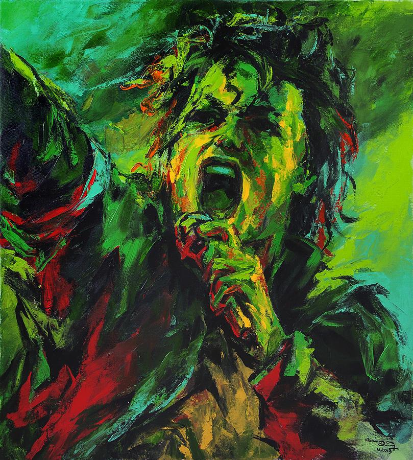 Michael Jackson 07 Painting