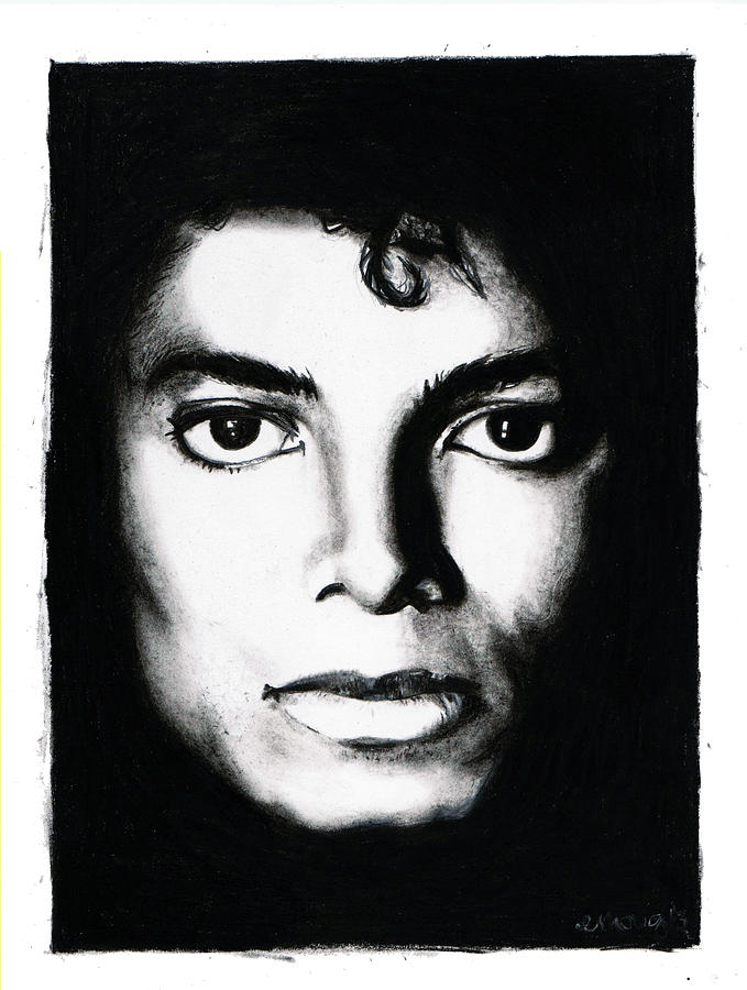 Michael Portrait Drawing