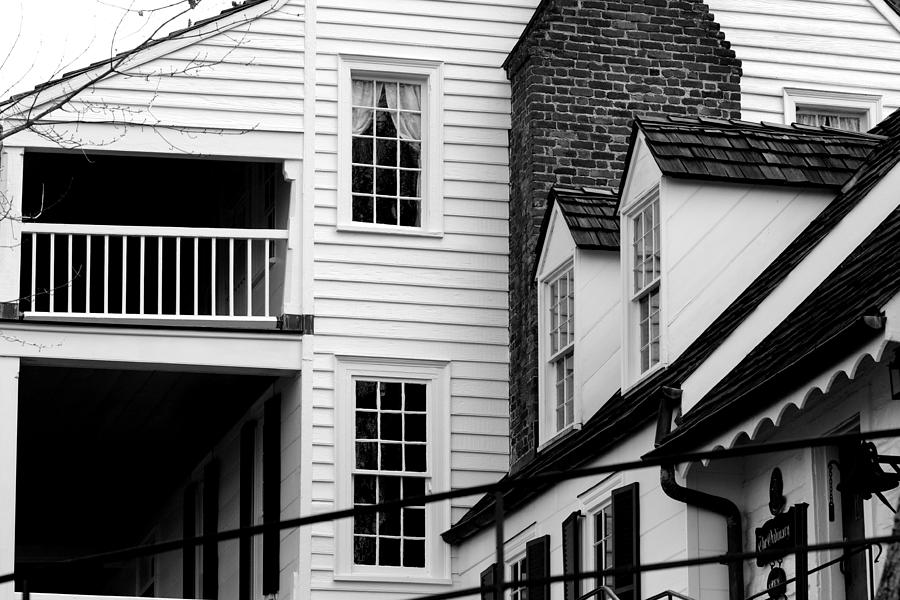 Michie Tavern - Charlottesville Va Photograph  - Michie Tavern - Charlottesville Va Fine Art Print