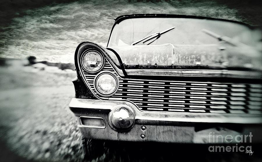 Lincoln Photograph - Midnight Ride 2 by Scott Pellegrin