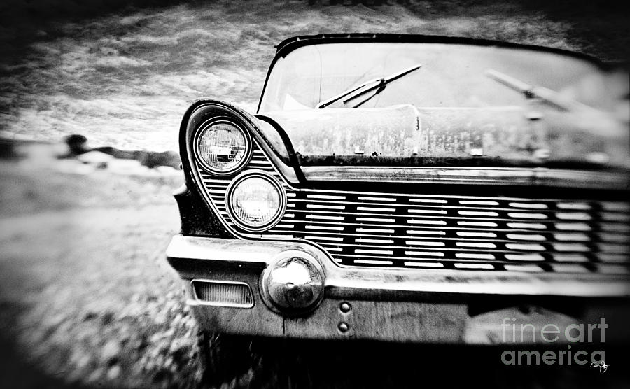 Midnight Ride Photograph  - Midnight Ride Fine Art Print
