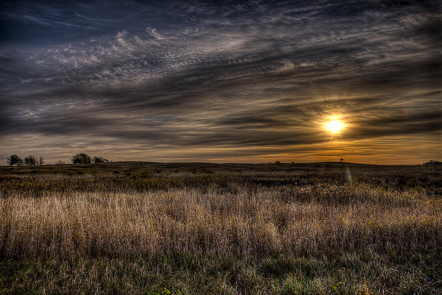 Midwest Sunrise Photograph