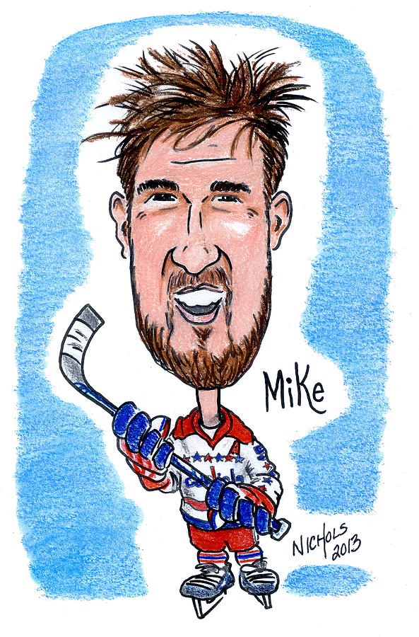 Mike Green 2013 Drawing