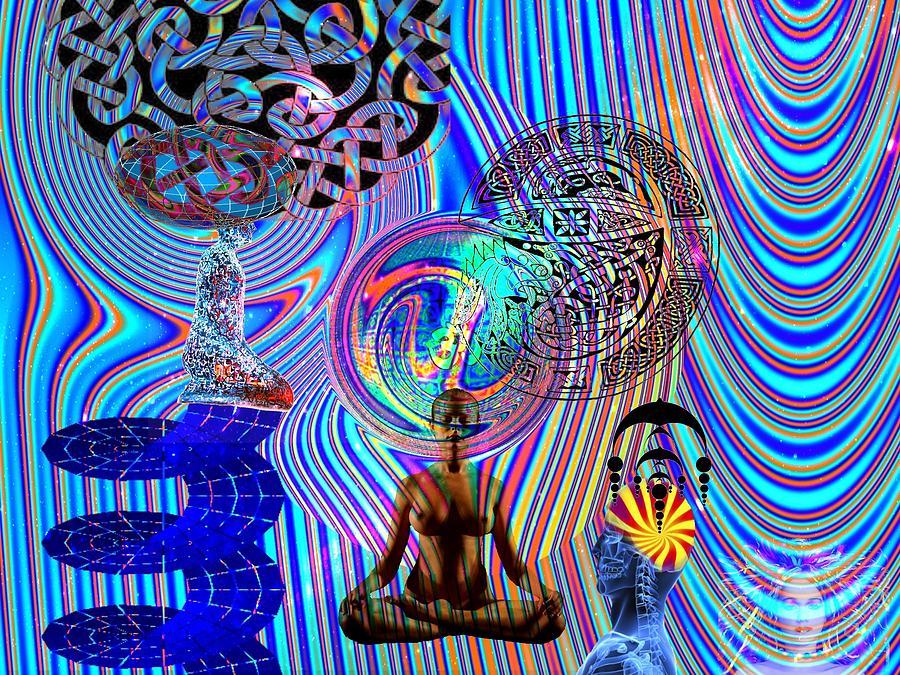 Mind Bender Digital Art