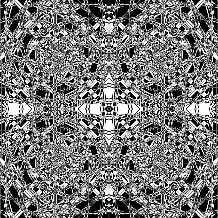 Mind Games Sq 5 Digital Art