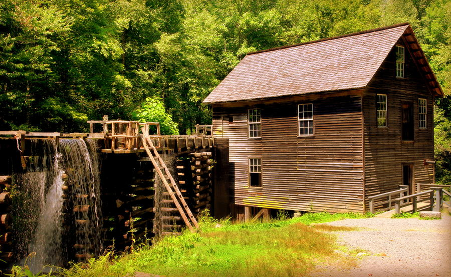 Mingus Mill Photograph
