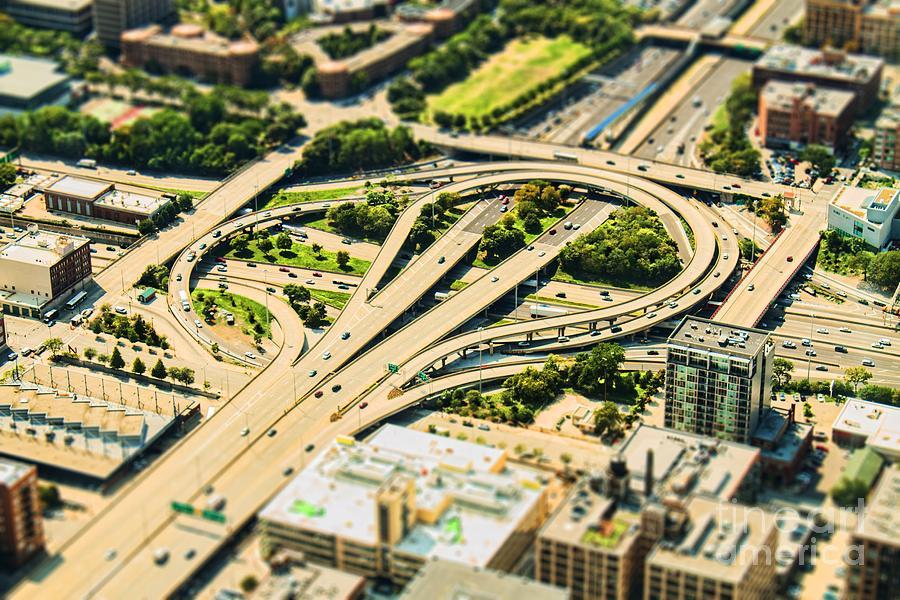 Mini Motorway Photograph