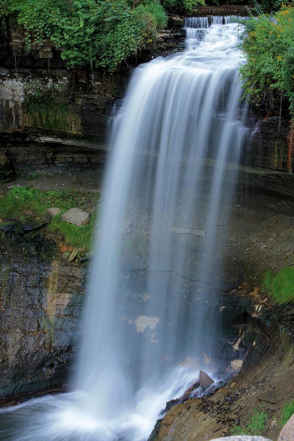 Minnehaha Falls Photograph