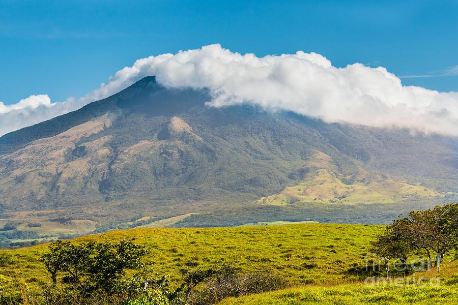 Miravalles Volcano Photograph