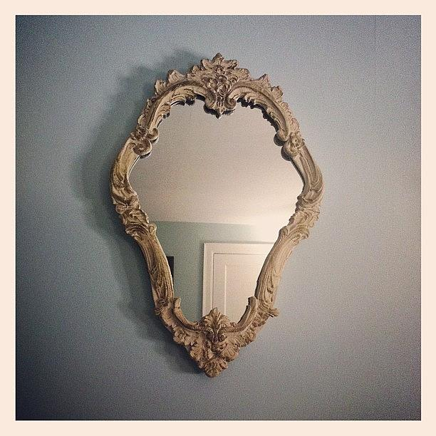 Mirror mirror on the wall photograph by ann marie donahue for Miroir on the wall