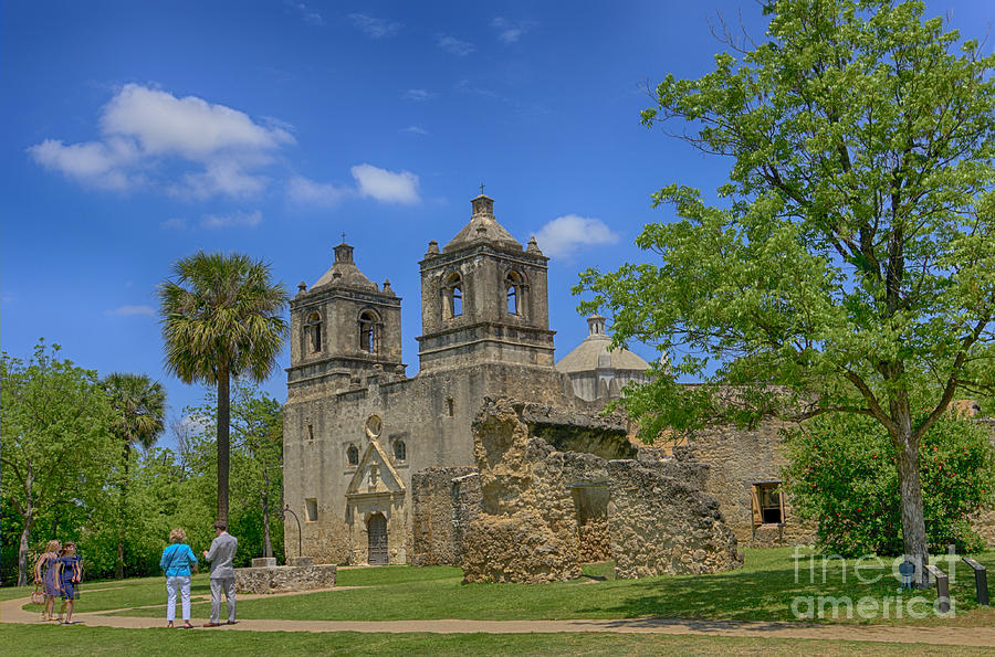 Mission Conception Photograph