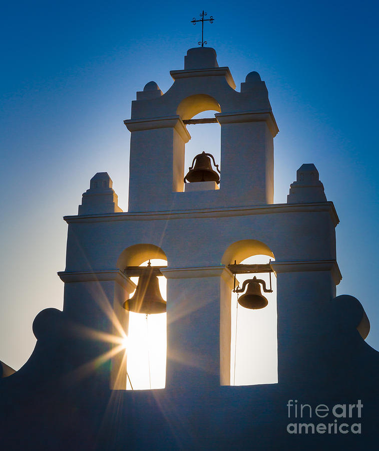 Mission Sunset Photograph  - Mission Sunset Fine Art Print