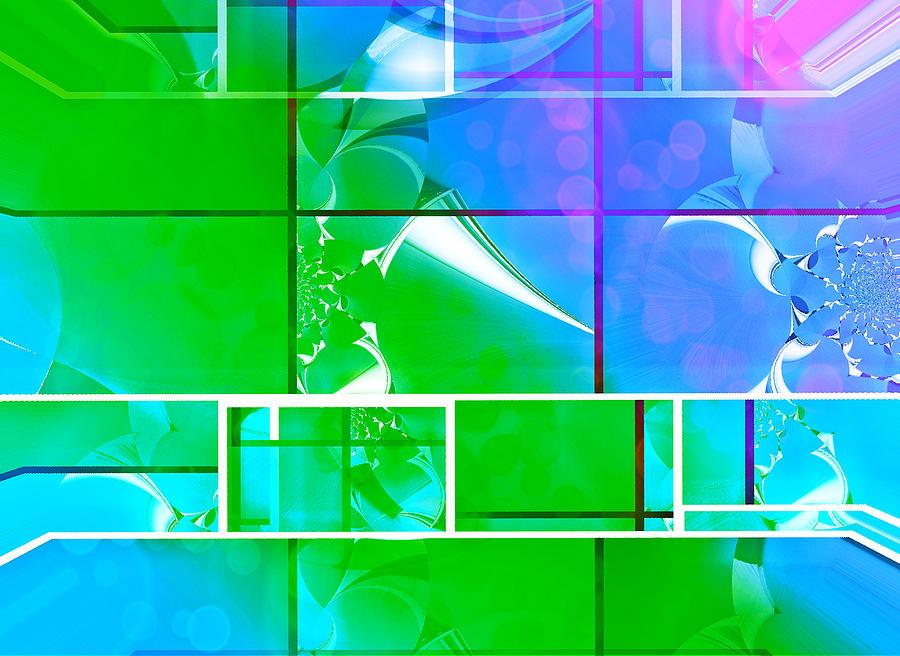 Abstract Photograph - Mod 017 by Aurelio Zucco
