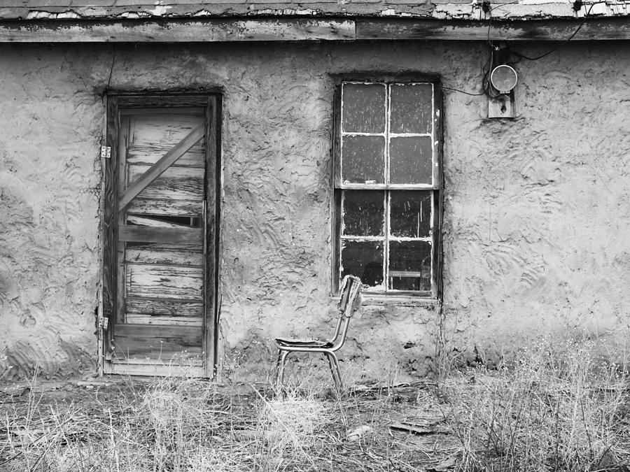 Model Ghost Town Photograph