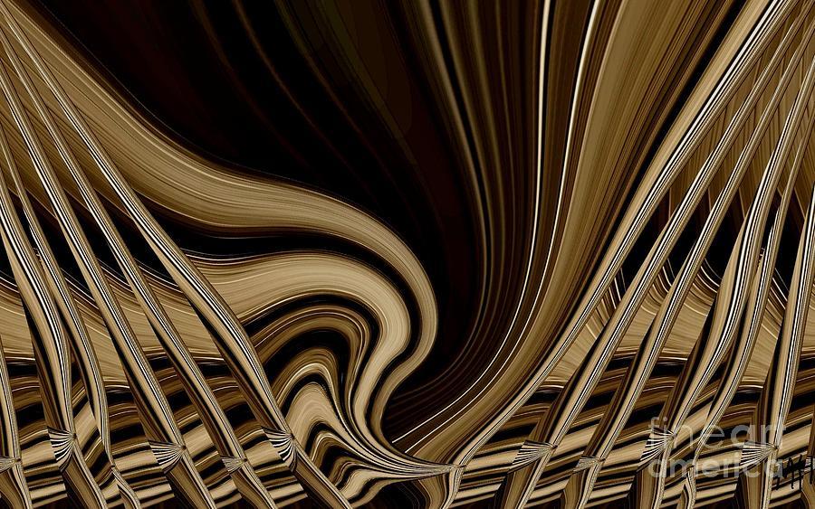 Photo Photograph - Modern Basket Weaving by Marsha Heiken