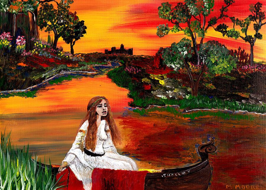 Modern Myth  Painting