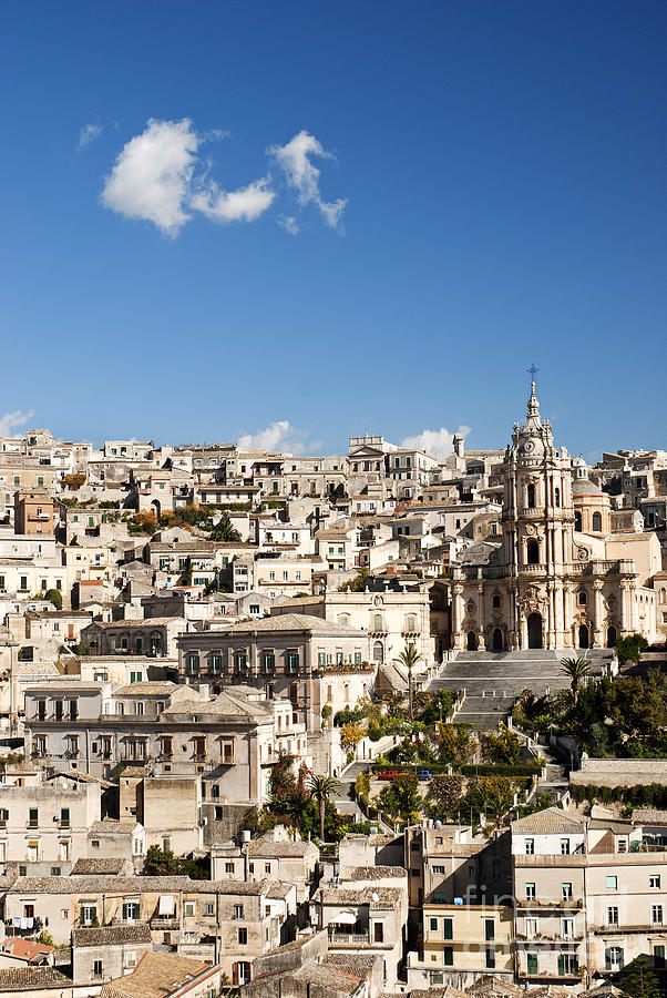 Modica Italy  city photos gallery : Modica In Sicily Italy is a photograph by Jacek Malipan which was ...