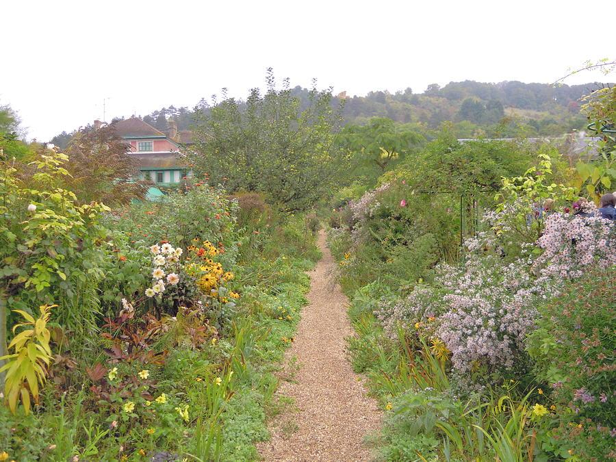 Monets Garden 5 Photograph