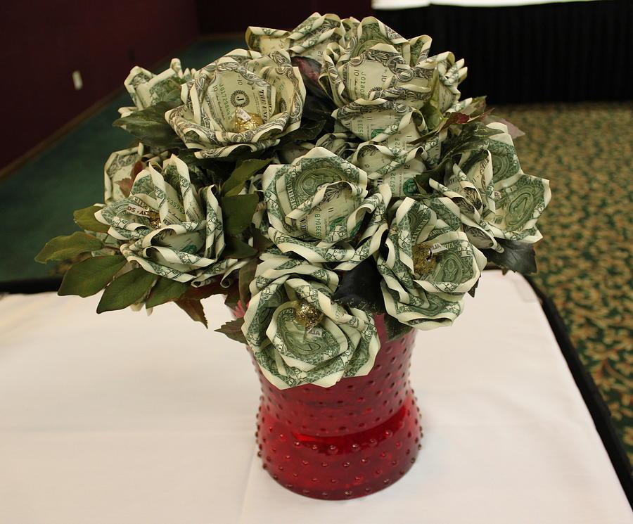 Make Origami Flower Bouquet